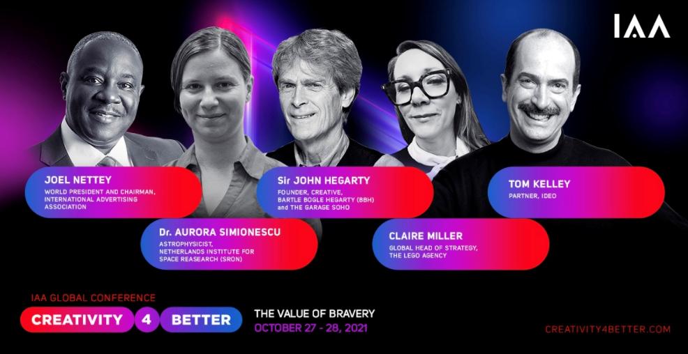 C4B (Creativity4better), 1st Global Virtual Conference